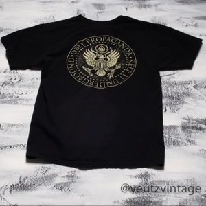 Obey Propaganda Keep it Underground T-Shirt